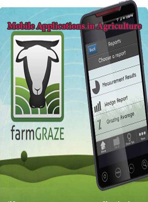 Mobile Applications in Agriculture