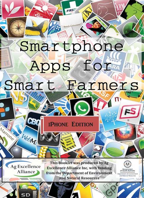 smartphone apps for smart farmers