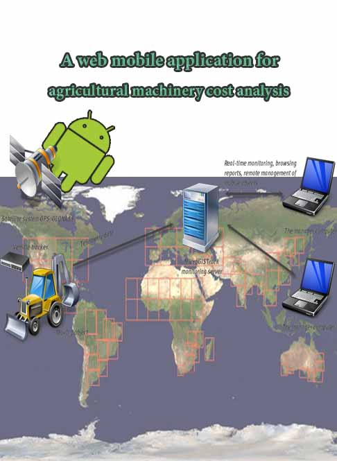 A web mobile application for agricultural machinery cost analysis