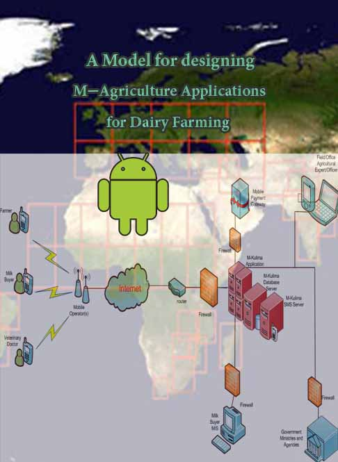 A Model for designing M-Agriculture Applications for Dairy Farming